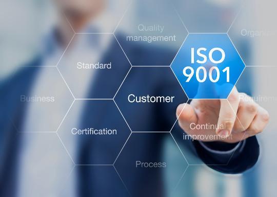 ISO Zertifizierungen Polytan