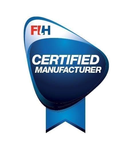 FIH Siegel - Zertifizierter Hersteller