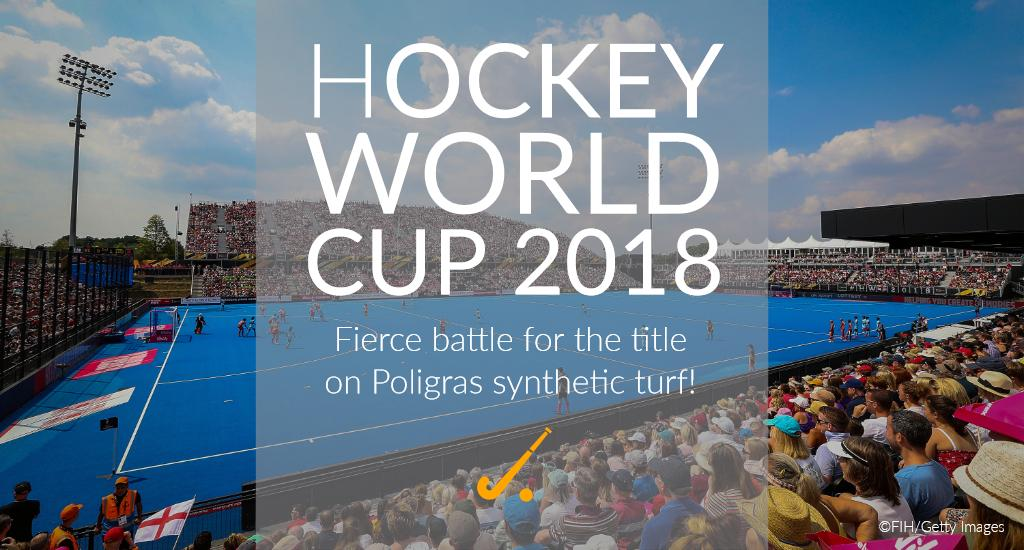 Hockey World Cup: Fierce battle for the title on Poligras synthetic turf!