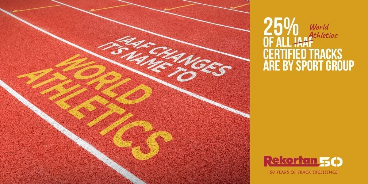 IAAF is now World Athletics: Federation has a new name