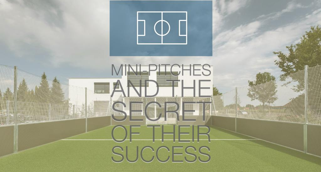 Mini-pitches and the secret of their success