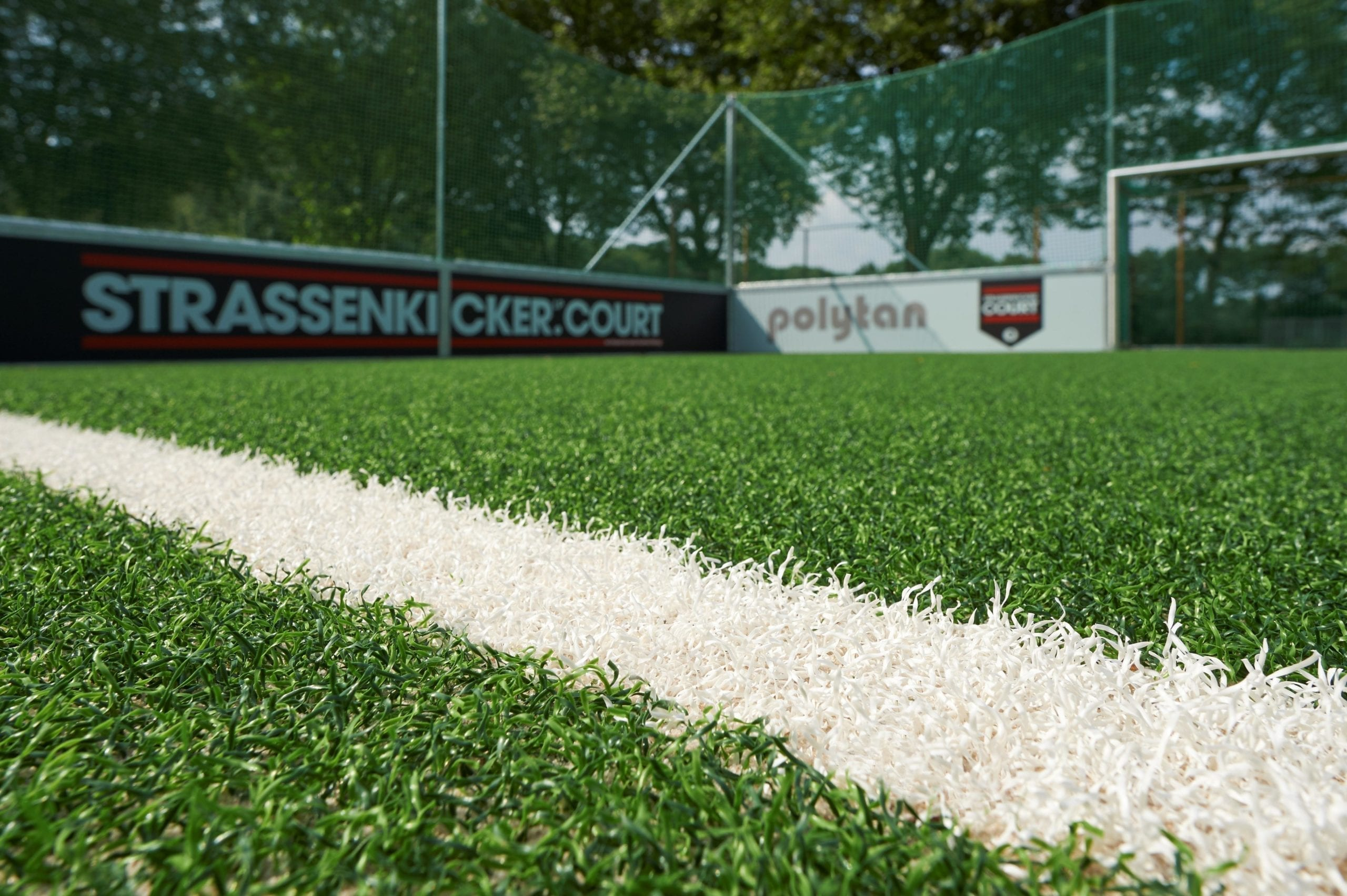 Mini pitches delight children and adults alike: