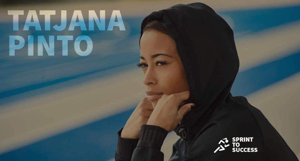 Tatjana Pinto: Sprinted to success