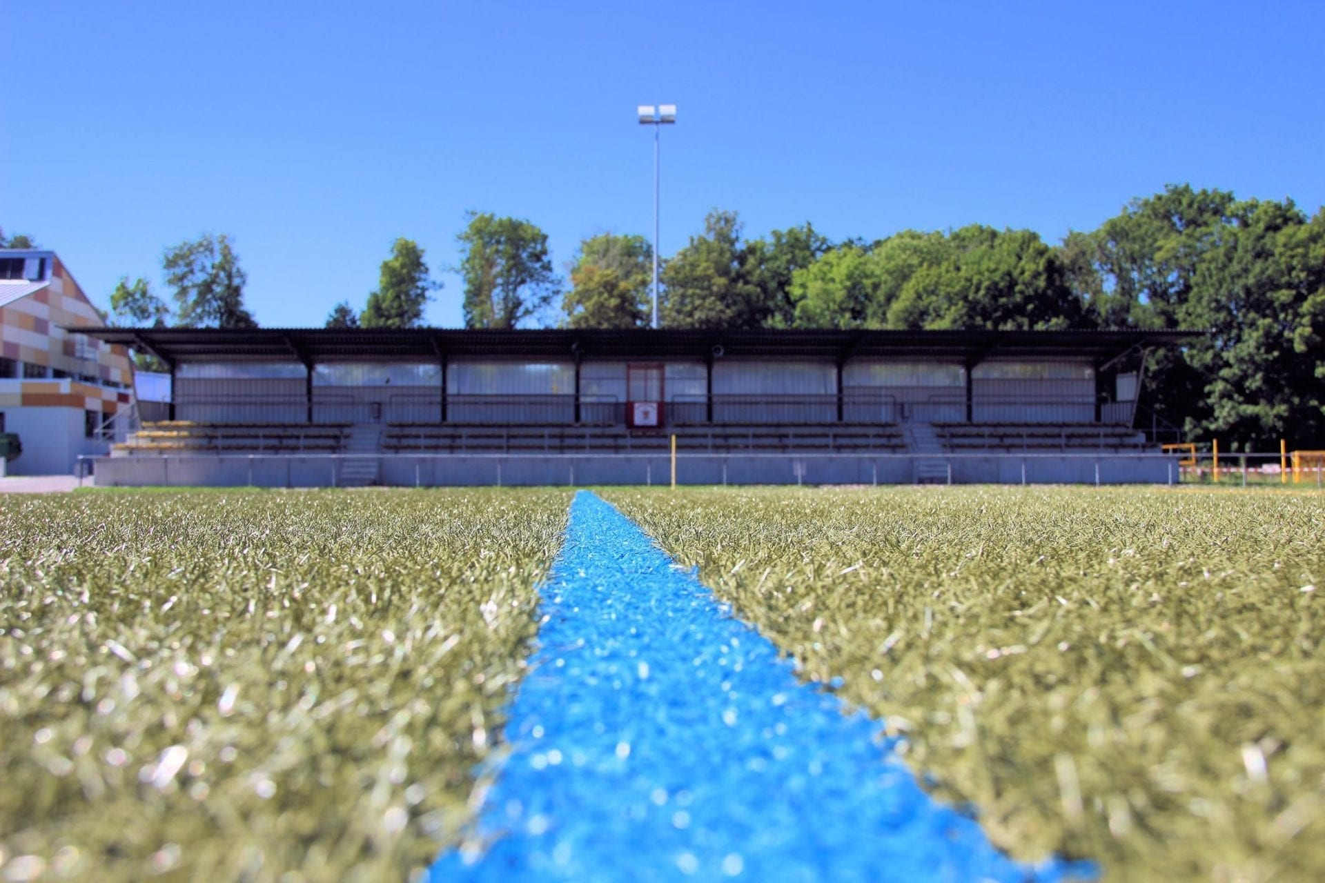 LigaTurf RS+ synthetic turf proves its quality: