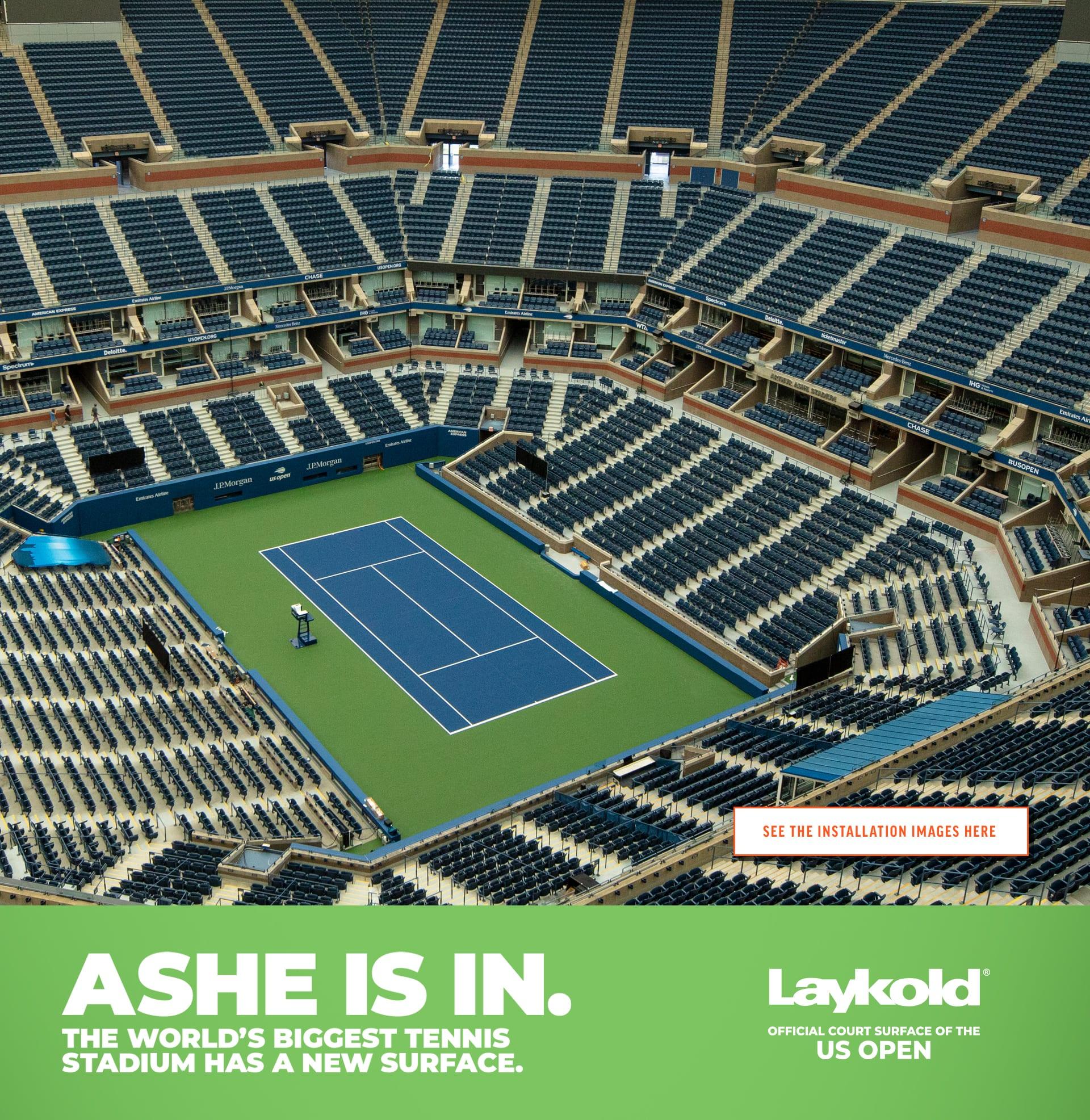 Laykold US Open