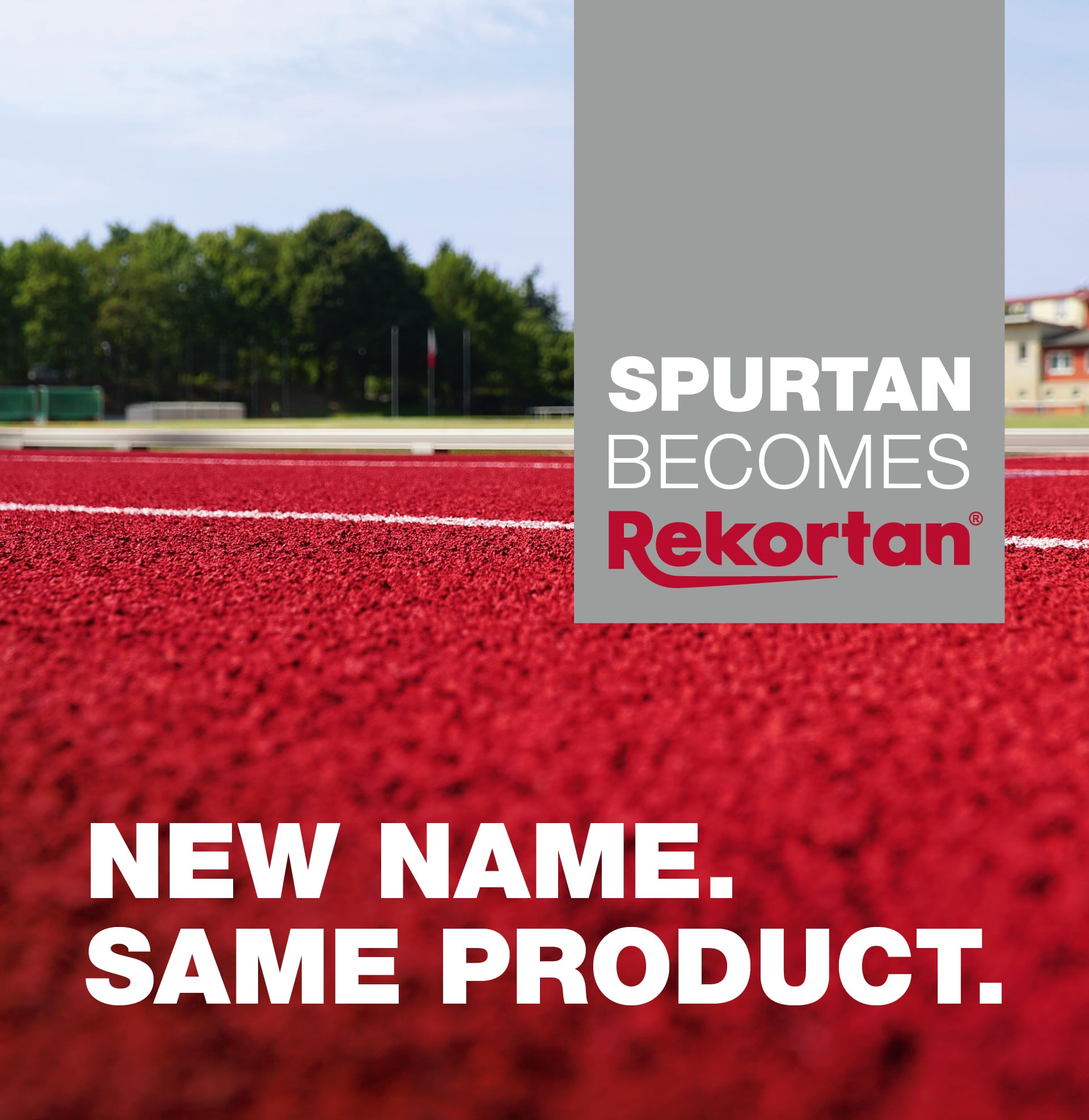 Re-naming Spurtan becomes Rekortan