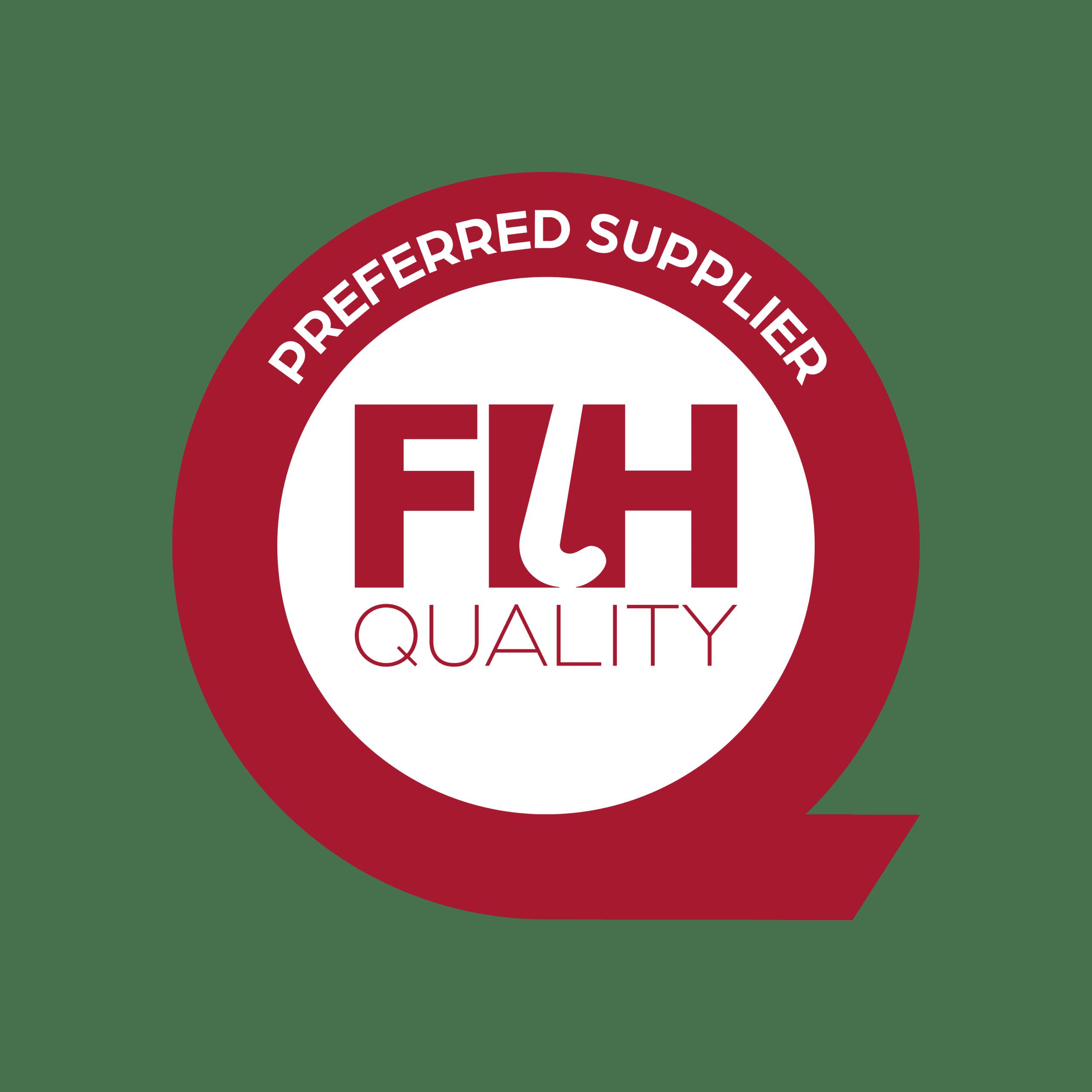 FIH Preferred Supplier Logo