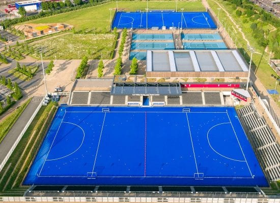 Lee Valley Hockey and Tennis Centre 2018