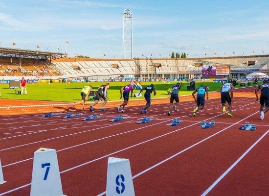 Amsterdam Olympic Stadium