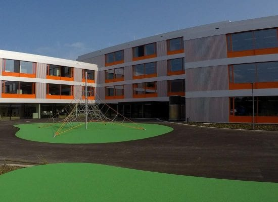Therese Giehse secondary school