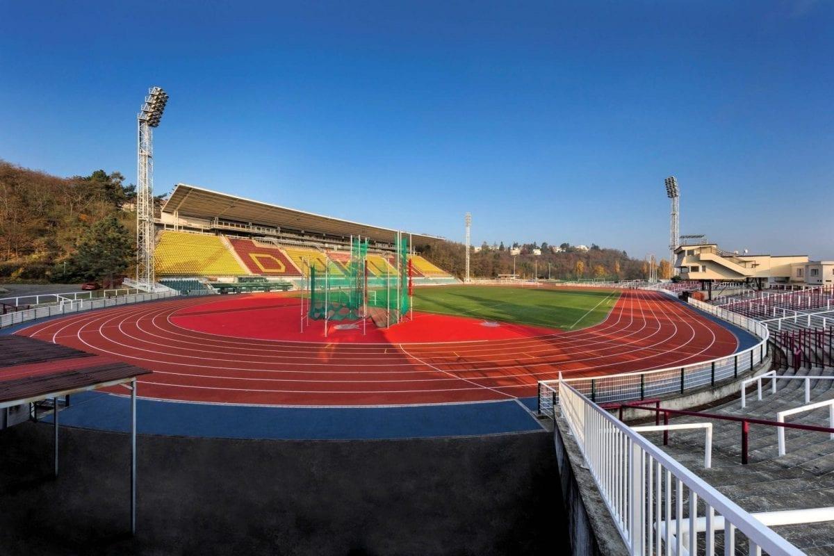 Juliska Stadium, Prague, Czech Republic