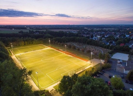 Sonnenschule Unna sports ground