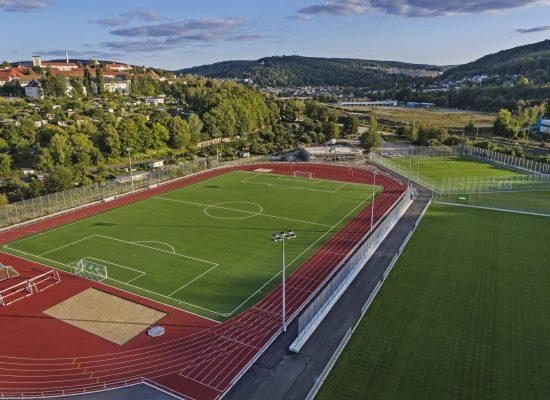 Aue Sport und Freizeitzentrum LigaTurf Cross_LigaTurf Cross GTzero_Rekortan M_Polytan SMART_2020