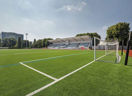 Bicocca Univerity, Milan, LigaTurf RS+, Rekortan M