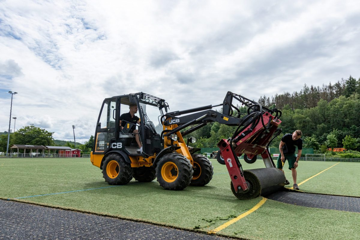 Artificial Turf Recycling FormaTurf