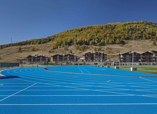Sestriere Sports Centre, Sestriere, Italy, Rekortan M
