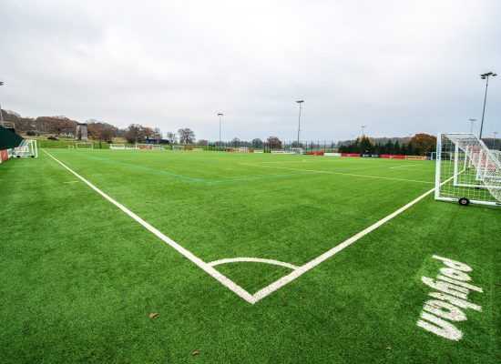 St. George's Park Outdoor pitch